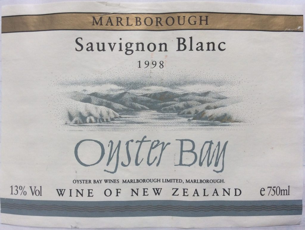 Oyster Bay 1998