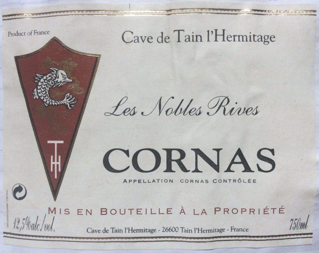 Cave de Tain Cornas 1995
