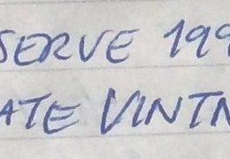 22. Golden State Vintners, Vintner's Reserve Chardonnay, California