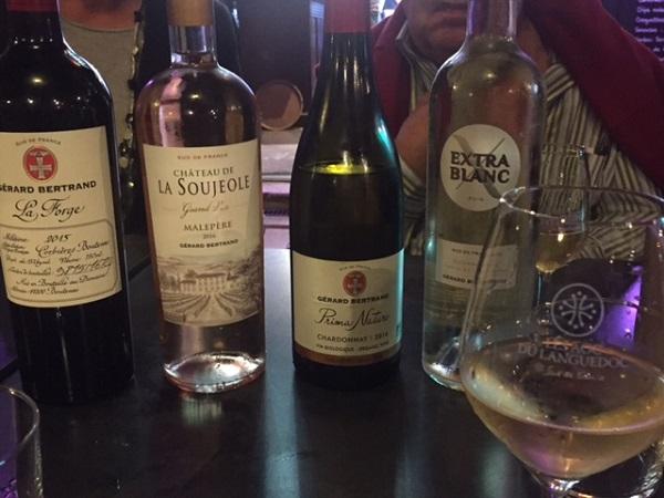 Dinner wines