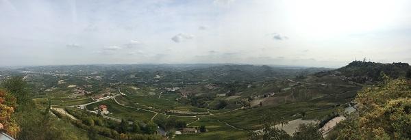 Barolo panorama