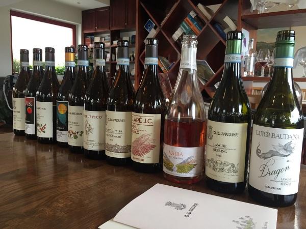 Vajra wines