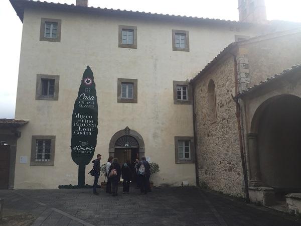 Casa Chianti Classico Radda