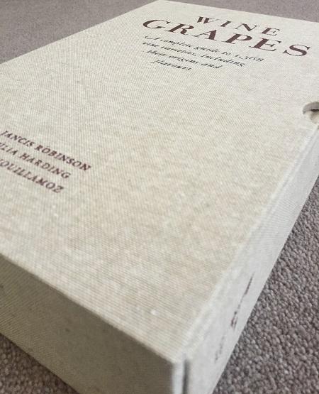 Wine Grapes grape varieties book
