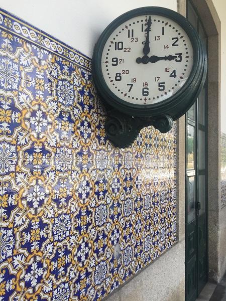 Douro railway period features