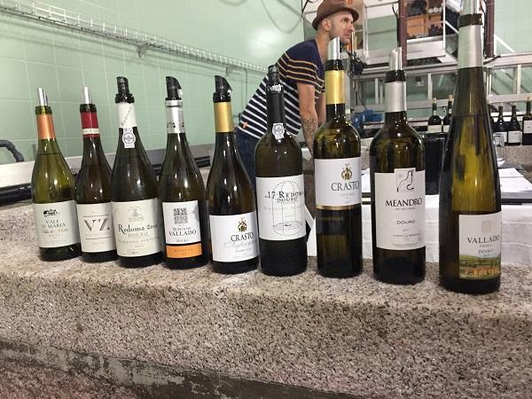 Douro whites masterclass