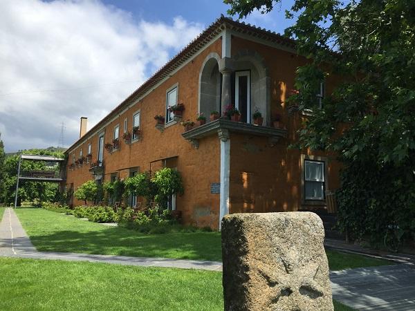 Quinta do Vallado old building