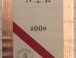 242. d'Arenberg, Riesling The Noble McLaren Vale, 2000