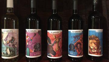 El Fabulista: a different Rioja story