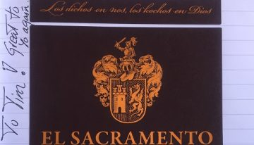 El Sacramento: new Rioja Alavesa project