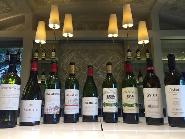 La Rioja Alta wine range