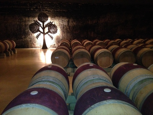 Roda barrel maturation room