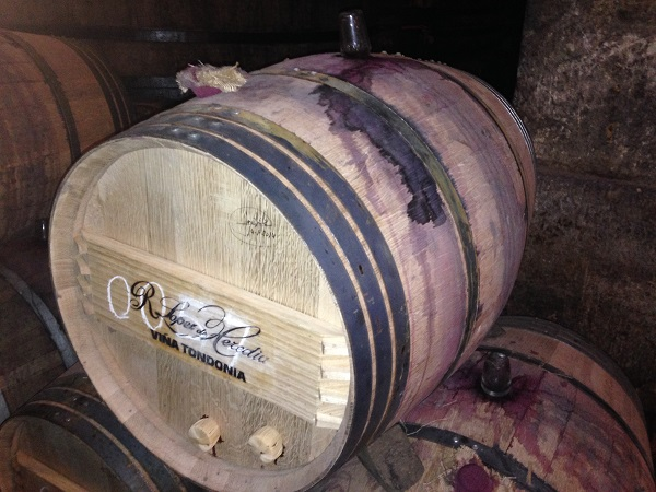 MLF in barrel experiment