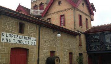 Lopez de Heredia-Viña Tondonia: ultimate Rioja traditionalists