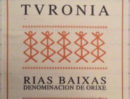 315. Quinta Couselo, Albariño Turonia Rías Baixas, 2005