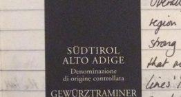 328. Cantina Tramin, Gewürztraminer Nussbaumer Alto Adige, 2005