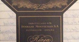 348. Bodegas Montecillo, Rioja Gran Reserva, 1996