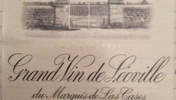 359. Château Léoville Las Cases, Grand Vin de Léoville du Marquis de Las Cases, 1997