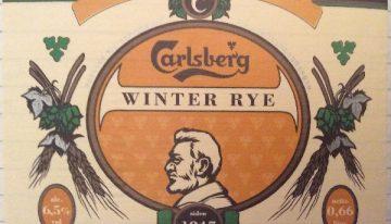 363. Carlsberg, Semper Ardens Winter Rye, NV