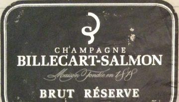 370. Champagne Billecart-Salmon, Brut Réserve, NV (2007)