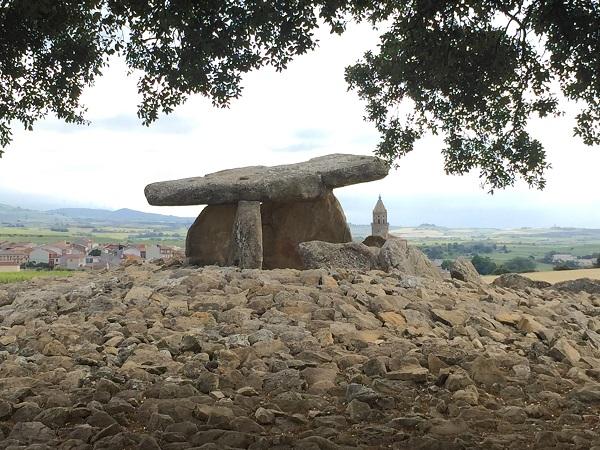 Dolmen of Elvillar