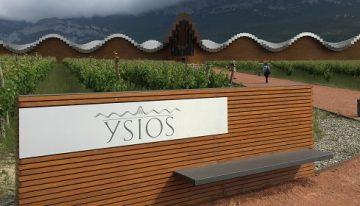 Bodegas Ysios: a Rioja to watch