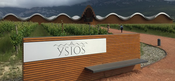 Ysios winery
