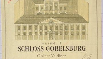 389. Schloss Gobelsburg, Grüner Veltliner Kammerner Renner Kamptal, 2006