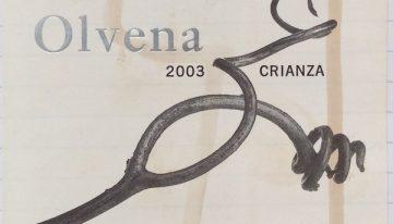 410. Olvena, Somontano Crianza, 2003
