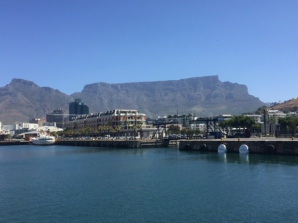 Cape Town CPT Table Mountain