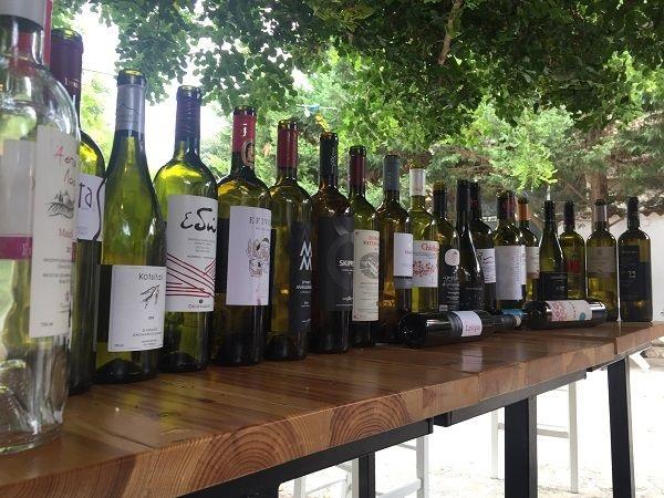 Kotsifali Crete wines