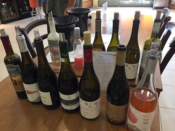 Liatiko Crete wines