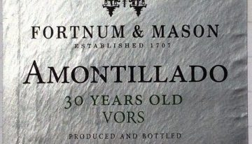 438. Bodegas Tradicion for Fortnum & Mason, Amontillado 30 Years Old VORS, NV (2008)