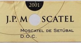 460. Bacalhôa, J. P. Moscatel Moscatel de Setúbal, 2001