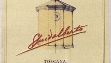 463. Tenuta San Guido, Guidalberto IGT Toscana, 2004