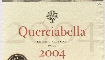 478. Querciabella, Chianti Classico, 2004