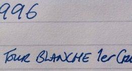 509. Château La Tour Blanche, Sauternes 1er Cru Classé, 1996
