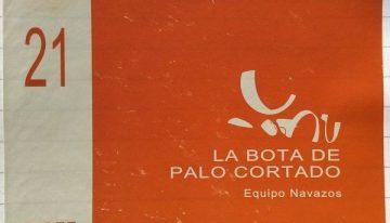 566. Equipo Navazos, La Bota de Palo Cortado 21, NV (2011)