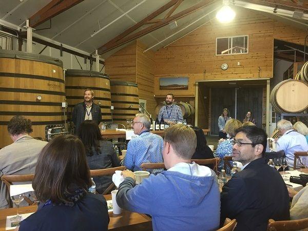 Bien Nacido Vineyards winery