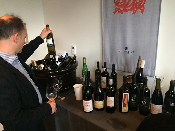 Eclectic wines ChinaLive