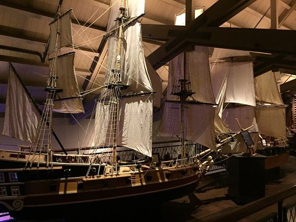 Sofia Coppola Marie Antoinette model ship
