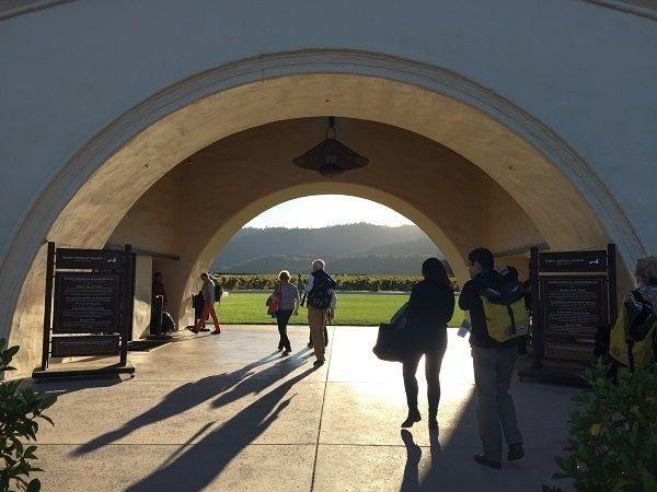 Robert Mondavi Winery To Kalon Napa Valley