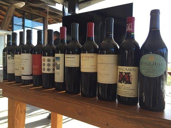 Napa Valley mountain AVA wines