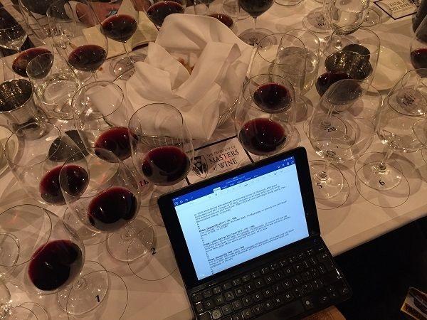 Ridge Vineyards masterclass wines