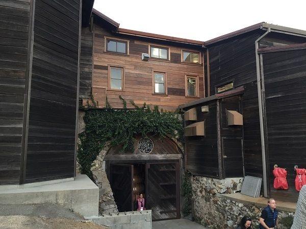 Ridge Vineyards Monte Bello Estate winery
