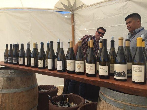Santa Rita Hills Chardonnay Domaine de la Cote