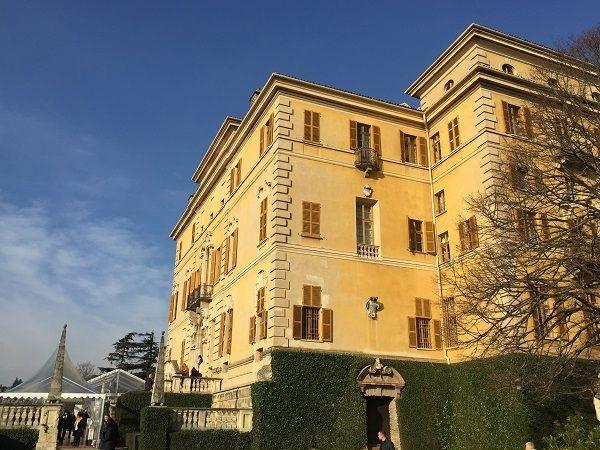 Castello Gancia, Canelli