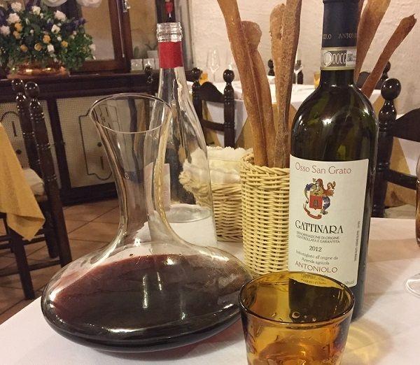 Antoniolo Gattinara Osso San Grato 2012