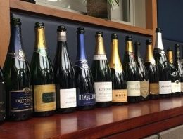Judgement of London: English Sparkling versus Champagne