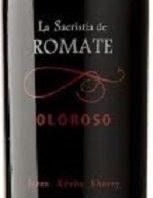 583. Sanchez Romate, La Sacristía de Romate Oloroso Sherry VORS, NV (2011)